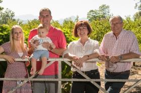 Hydrangea Family