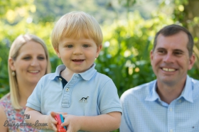Family in Stellenbosch
